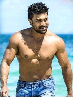 ram charan goes shirtless
