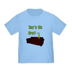 For my Gabriel~ That's My Spot Toddler T-Shirt