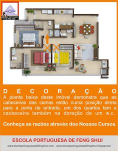Escola Portuguesa de Feng Shui: CABECEIRAS DE CAMA - DECOR