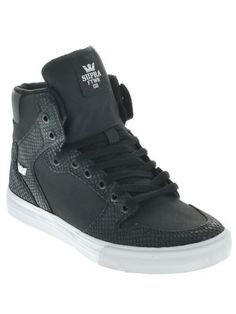 Supra Black-Snake Vaider Shoe | Supra | FreestyleXtreme
