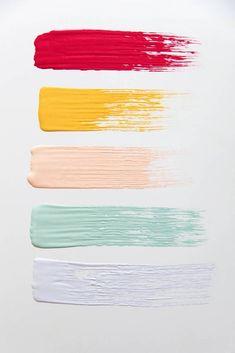 Cette oeuvre est cinq lignes de couleur les unes au dessus des autres. La plus haute est rouge suivit dune jaune, rose pastel, bleu poudre et pour finir mauve aussi pastel. Je lai choisi, car je trouve que sa me penser aux couleurs de lété et que cest ma saison préférer.