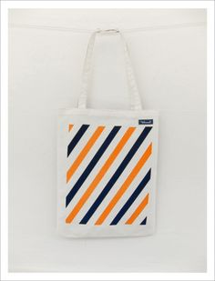by airmail totebag
