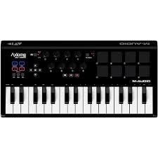 M-Audio Axiom Air Mini 32 Keyboard & Pad Controller