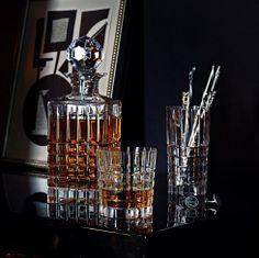 Tiffany's crystal barware - Beautiful!
