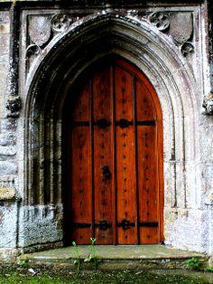 Church Door Brent Knoll Church Somerset #dailyshoot | Flickr - Photo Sharing!
