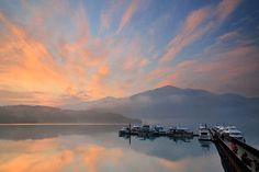 Sun Moon Lake, Taiwan | 15 Images Of What Morning Looks Like Around The World