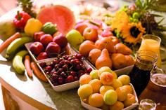 Gesund, frisch und lecker gestalten wir das All-Inklusive Frühstücksbuffet im Thermenhotel PuchasPLUS**** Stegersbach
