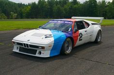 Three Fan Favorites to Race at the 2014 Rolex... was campaigned by BMW of North America at the 24 Hours of Daytona and Mosport during the 1981 season and driven by the likes of David Hobbs, Mark Surer, and Dieter Quester.