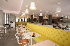 Byron (Northcote Road, London, UK) | Michaelis Boyd | Restaurant and Bar Design Awards