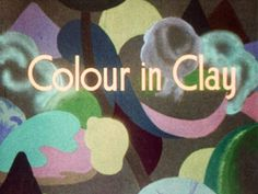 Colour in Clay (1941) by British Council Film. A Technicolor study of English pottery, the skill of the potter, and the modern mechanised factories of Wedgwood.