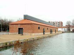 Museo del Agua - Darsena del Canal de Castilla | MID Estudio | Palencia | 2010
