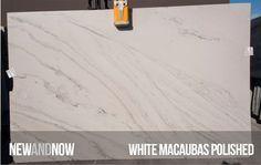 White Macaubas Polished