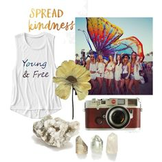 Young & Free!! by vanidclothing on Polyvore featuring Leica, Prada, women's clothing, women's fashion, women, female, woman, misses, juniors and shirts