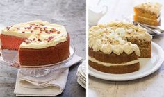 A slice of heaven: Cake recipes from Britain's best bakeries
