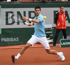Novak Lacoste, Mode Tennis, Tennis Photography, Tennis Racket, Sports, Style, Tennis, Hs Sports, Swag