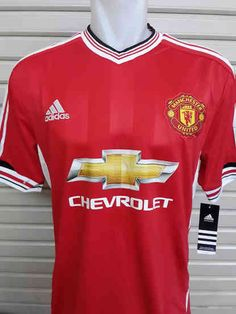 5118d0e4e Jersey Manchester United Home 2015 2016. Roqim Ordym · jersey bola original