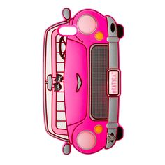 Katy Perry Pink Cadillac Cover for iPhone 5, 5s and 5c | Claire's