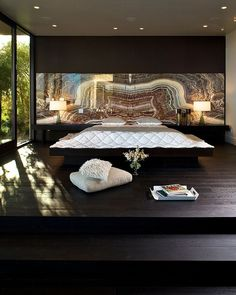 ♂ Modern bedroom Contemporary House by KuDa Photography
