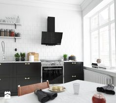 Kuchnia, styl skandynawski - zdjęcie od Okapy kuchenne