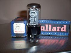 Best sounding 5AR4 GZ34 rectifier tube ever made!
