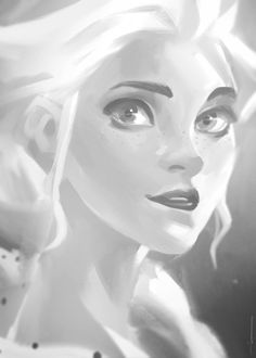 Was I a Monster from the start? Getting Over Her, Frozen And Tangled, Ahsoka Tano, Disney Fan Art, Fantasy, Portrait, Elsa, Fictional Characters, Adventure