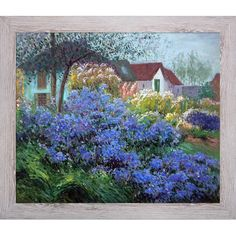 In his 1906 painting, The Asters , Emile Claus lovingly and masterfully combined…