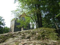 Castle Kokořín, central Bohemia, district Mělník