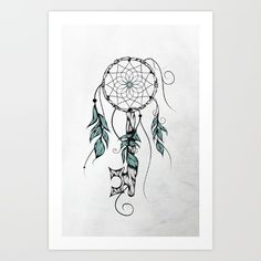 Poetic Key of Dreams Art Print by LouJah. Worldwide shipping available at Society6.com. Just one of millions of high quality products available.