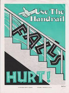 """Résultat de recherche d'images pour """"poster vintage stairs"""""""