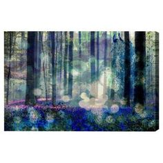 Beautiful Morning Canvas Print, Oliver Gal