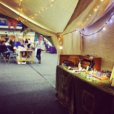 Trying out our festival set-up @giftsandgrub craft fair event at...