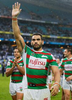 Greg Inglis Rugby League, Rugby Players, Men's Haircuts, Haircuts For Men, Rabbits In Australia, Adam Reynolds, Sports Mix, Rugby Men, Aboriginal Culture