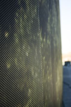 Perforated Metal - Facade Cladding - Various Geometries Deep Drawing, Metal Facade, Expanded Metal, Perforated Metal, Emilio, Unique Architecture, Facades, Cladding, Lighting Design