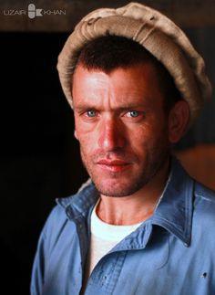 Kalash man, Pakistan