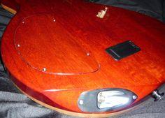 2008 Jet Guitars Earlewood Custom