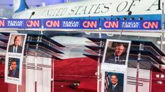 7 things to watch at the CNN Republican debate -9/16/15. (Don't forget to bring the popcorn! It promises to be quite a reality show!) P.S. I watched it last night and found it very revealing. Did anyone noticed that the economy was not discussed? I wonder why???????