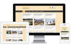 Pinboard A Free Responsive Pinterest Style WordPress Theme