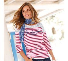Tričko s potiskem   vyprodej-slevy.cz #vyprodejslevy #vyprodejslecycz #vyprodejslevy_cz #tshirt Tops, Women, Fashion, Moda, Women's, La Mode, Shell Tops, Fasion, Fashion Models