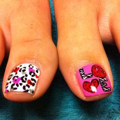 Original nail art by Tammpy Bentley at Edge Studio