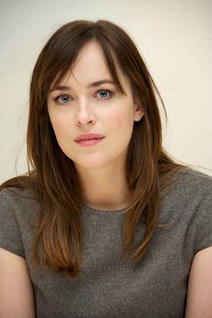 Dakota Johnson is so beautiful. http://best50shadesofgreyblog.com