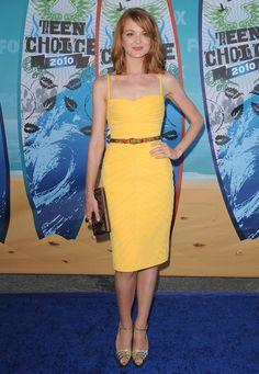 Jayma Mays - Teen Choice Awards 2010