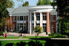 Campus Center at Centre College, Danville, Ky.
