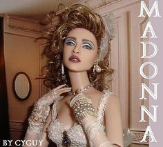 "Madonna ""Like a Virgin"" doll"