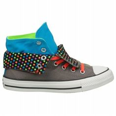 Converse  Women's CTAS TWO FOLD HI at Famous Footwear    ERMAGERD THEY HAVE MOY SIZE ERMAGERD THEY COST MONEY TOO *0* NOOOOOOO