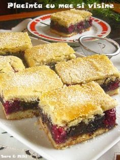 » Placinta cu branza si lamaieCulorile din Farfurie Romanian Desserts, Romanian Food, No Bake Desserts, Dessert Recipes, Good Food, Yummy Food, Artisan Food, Pastry Cake, Something Sweet