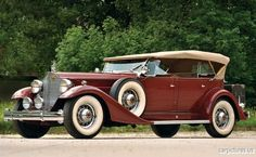 I know this may sound odd but cars like this make my heart soar. This unbelievably beautiful Model Packard Twelve Sport Phaeton with its Dual Cowl and windscreen , the twin sidemounts, the. Retro Cars, Vintage Cars, Antique Cars, Vintage Auto, Rolls Royce, Buick, Cadillac, Pontiac, Plush Carpet
