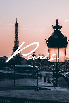 PARIS  Pinterest : chandlerdubbrly
