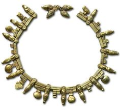 ancient etruscan jewelry | Etruscan necklace.jpg BCE