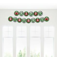 Big Dot Of Happiness, Football Birthday, Party Garland, Party Supplies, Birthday Banners, Amazon, Games, Toys, Holiday Decor