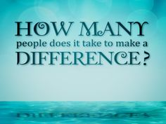 Making a Difference - Volunteer Appreciation Video by Michelle Worrell, via Behance